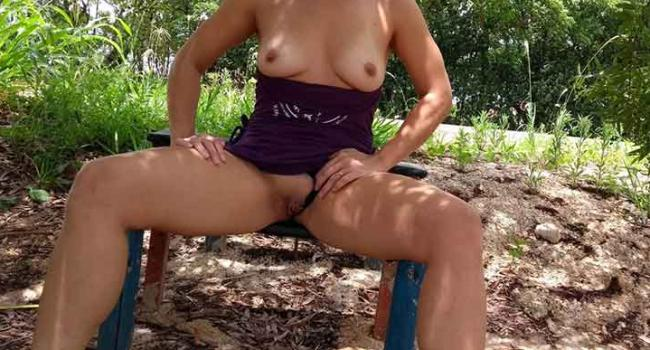 Country milf blowjob